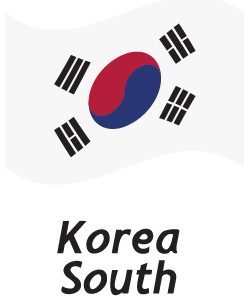 South Korea Phone Numbers
